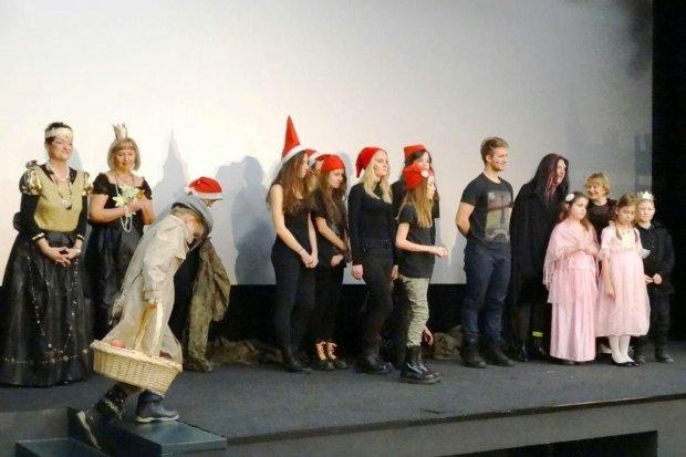 Pracownia teatralna BOK-MCC działa pełną parą