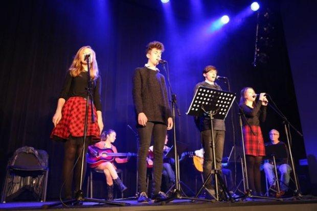 Świetny koncert pracowni Barbary Lendzian