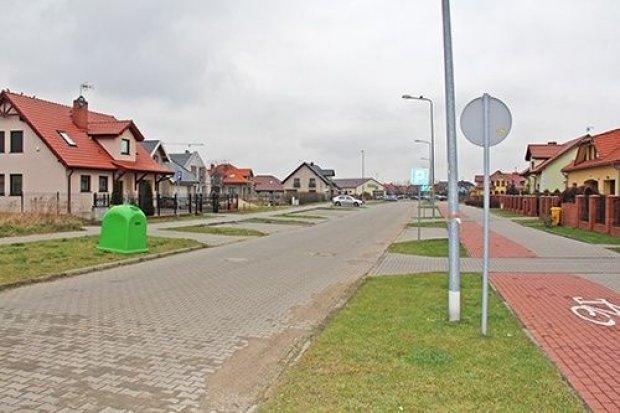 Nowe drogi na Piekarach B