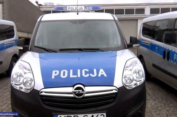 Nowe oznakowane radiowozy lubińskiej policji