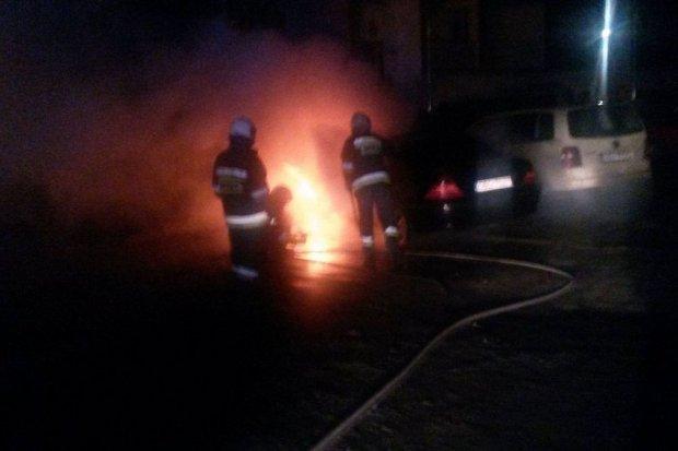 Pożar na Bolesławieckiej