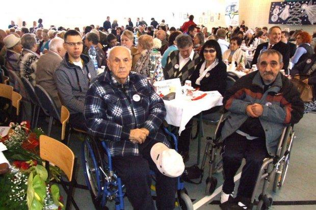 15 spotkanie opłatkowe osób niepełnosprawnych