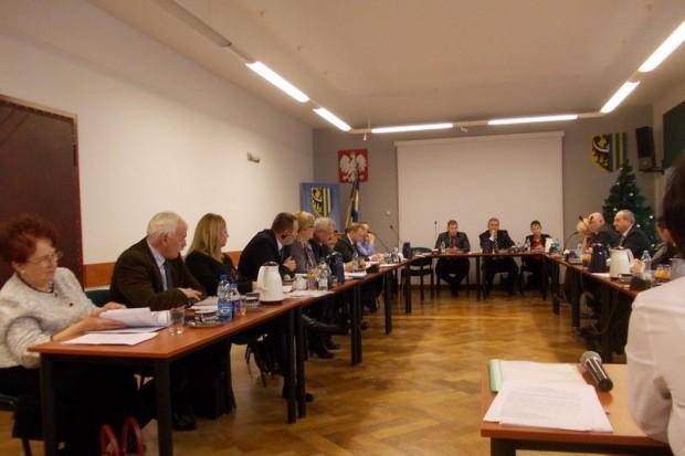 Czternasta sesja Rady Powiatu