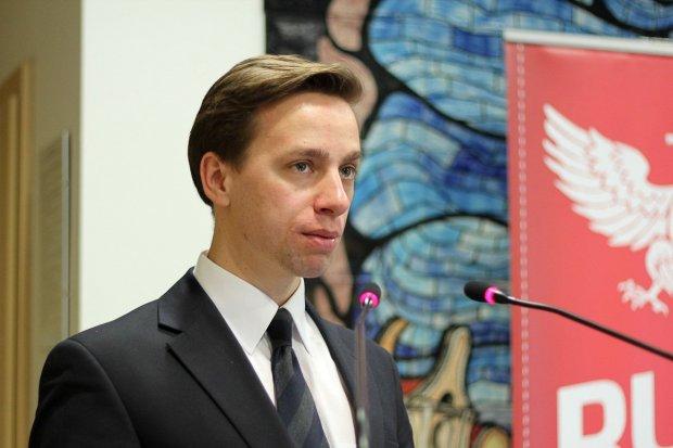 Krzysztof Bosak gościł w Bolesławcu