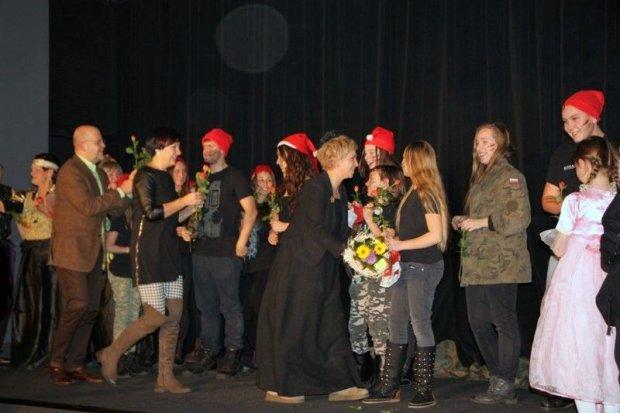 Spektakl pracowni teatralnej BOK-MCC