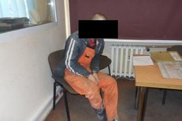 24-letni bolesławianin chciał ukraść... piec gazowy
