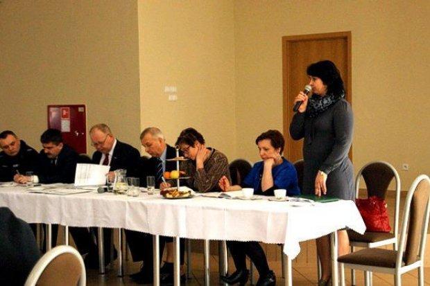Pierwsze spotkanie sołtysów kadencji 2015-2018