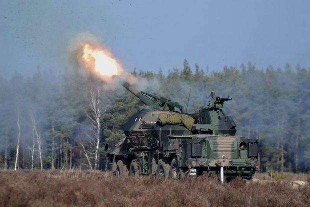 Zimowe szkolenie bolesławieckich artylerzystów