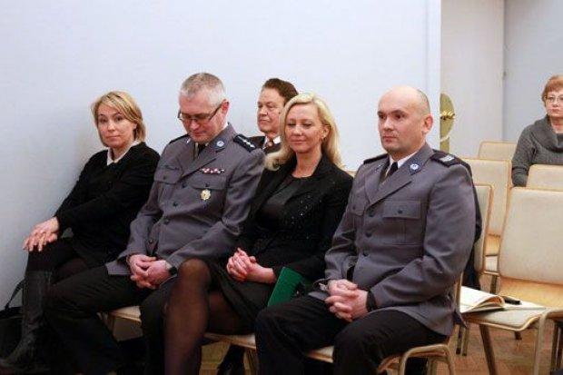 Chojnowski policjant wyróżniony za ratowanie ludzkiego życia i ofiarność