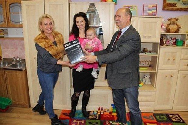 Nagroda za iluminacje dla Domów Dziecka