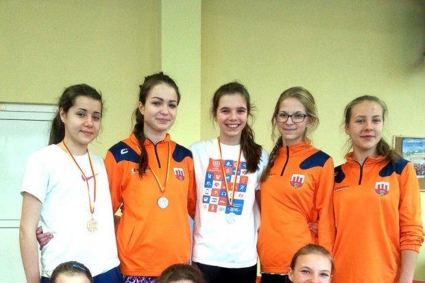 Siedmioro młodzików Bolesłavii na medal