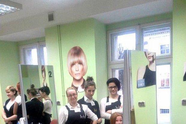 Sukcesy fryzjerek z ZSP