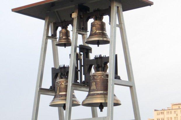 Parafia ks. Gołębiowskiego ma nowe dzwony