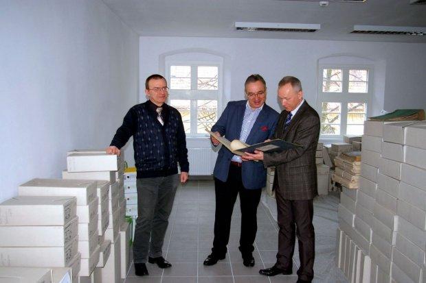 W Bolesławcu działa oddział Archiwum Państwowego