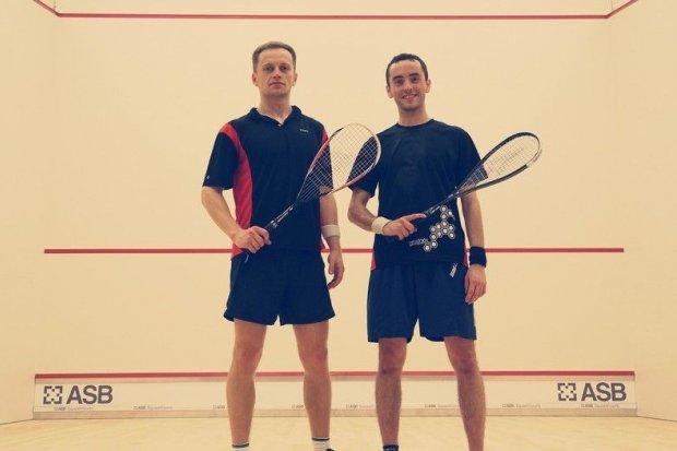 Pierwszy turniej rozegrany – Squashstacja ruszyła!