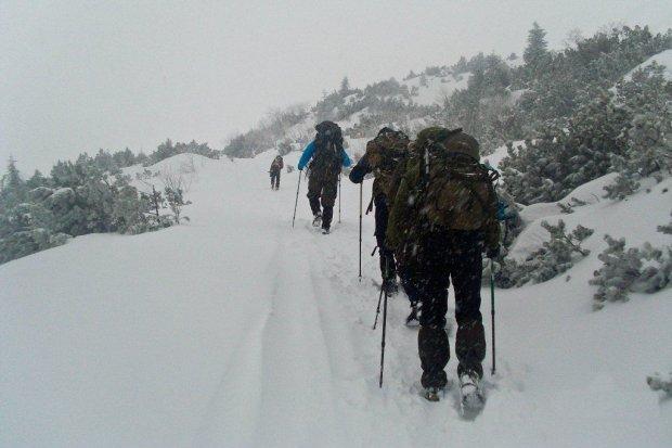 Zimowe szkolenie zwiadowców 10BKPanc