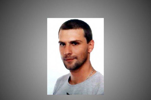 Zaginął 28-letni mężczyzna