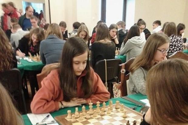 Srebrny sukces młodej szachistki