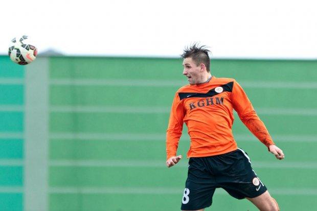 Eryk Sobków w piłkarskiej Ekstraklasie