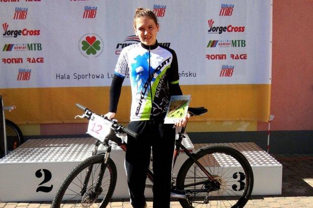 Klaudia Petters: udane rozpoczęcie sezonu rowerowego