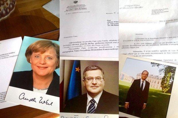 Niezwykły prezent dla matki – życzenia od przywódców europejskich