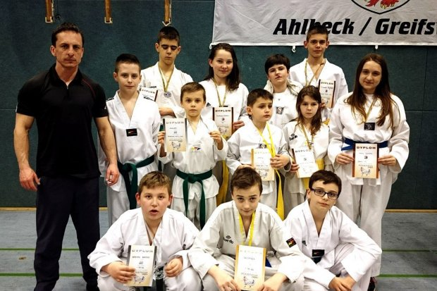 Gladius: Pomorze podbite! 9 medali na koncie naszych taekwondoków