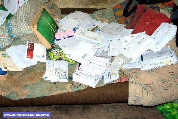 Awantura o alkohol i setki niedoręczonych listów i paczek