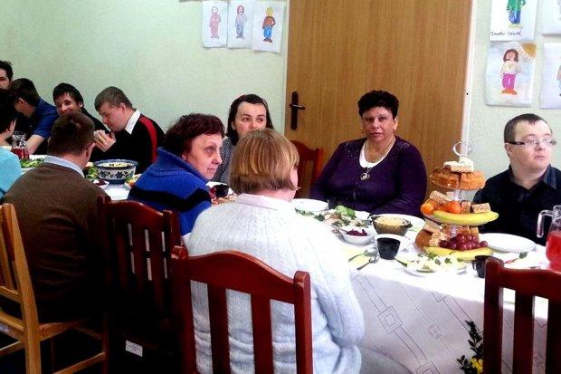 Wielkanoc w Warsztatach Terapii Zajęciowej