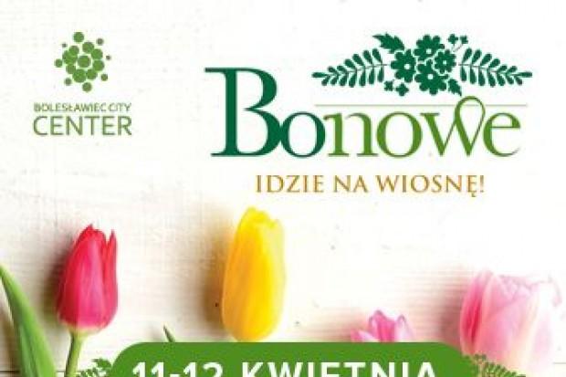 Bonowe idzie na wiosnę w Bolesławiec City Center
