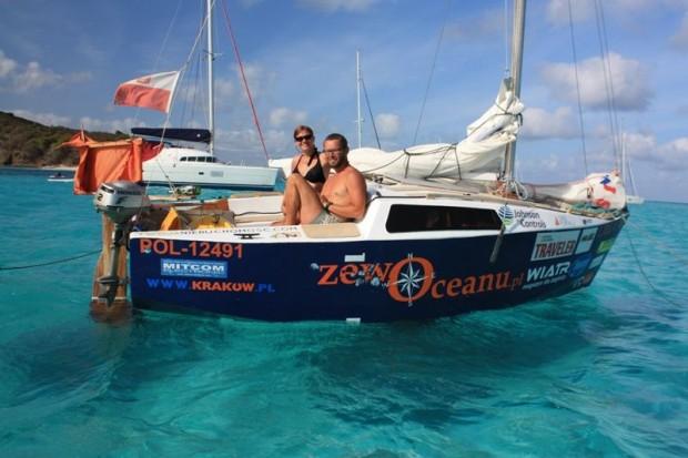 """O projekcie """"Zew Oceanu"""" w CIK Orzeł"""