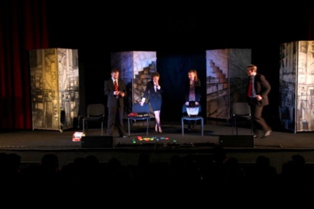 Trzy świetne spektakle Teatru In-Art w Forum