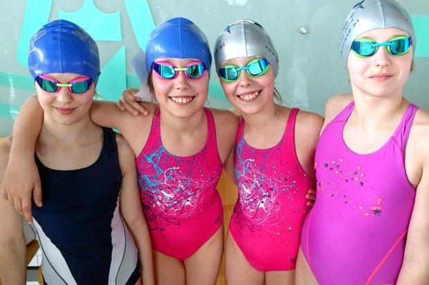 Pływacy Harpuna z 11 medalami