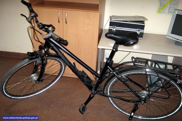 Ukradł rower i wpadł z... metamfetaminą