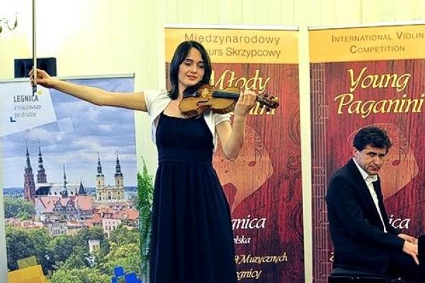 Młodzi wirtuozi skrzypiec zagrają w Legnicy