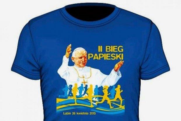 Nie zapisałeś się jeszcze na Bieg Papieski? Możesz to zrobić metodą tradycyjną