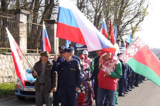 Rosjanie uczcili pamięć swoich żołnierzy