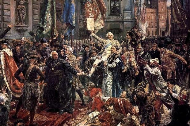 Upamiętnią rocznicę Konstytucji 3 maja