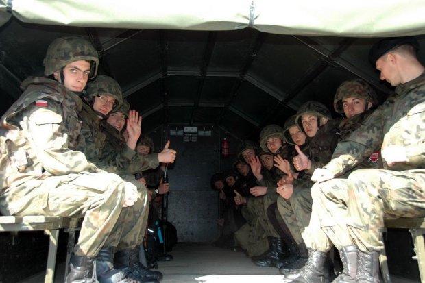 """Ćwiczenie terenowe """"Commando 2015"""" rozpoczęte"""