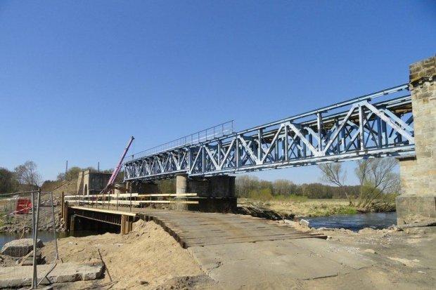 23 miliony zł na nowy most kolejowy między Polską i Niemcami
