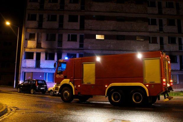 Spaliło się kolejne mieszkanie. Czy ktoś celowo podpala?