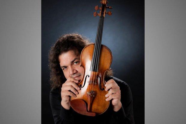 Światowej sławy wirtuoz skrzypiec Jozsef Lendvay wystąpi w Zgorzelcu