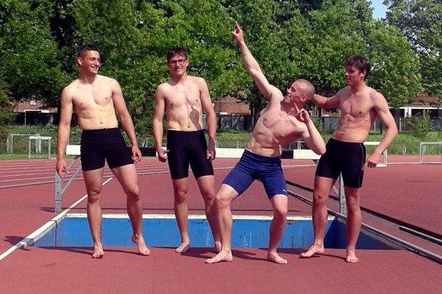 19 medali Bolesłavii na Wrocławskiej Olimpiadzie Młodzieży