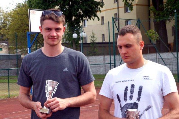 Kamil Biczak i Roman Kaczurowski w półfinale Mistrzostw Polski w Siatkówce Plażowej