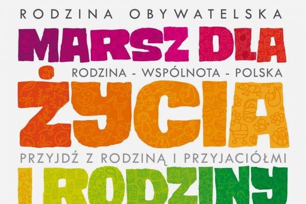 Drugi Bolesławiecki Marsz dla Życia i Rodziny