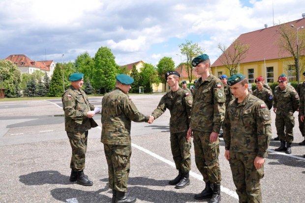 Artylerzysta 23 Śląskiego Pułku Artylerii najlepszym rachmistrzem Wojsk Lądowych