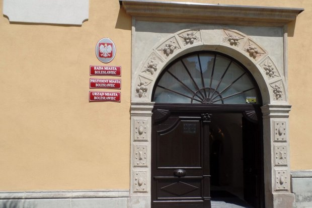 Biuro Obsługi Interesanta w ratuszu