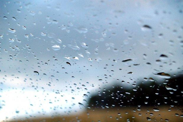 Ostrzeżenie: Intensywne opady deszczu