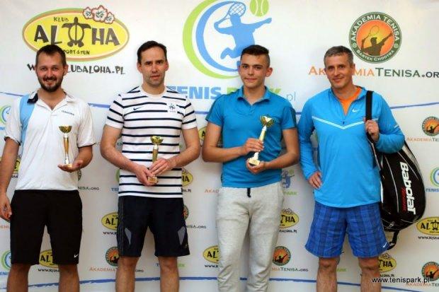 Znamy najlepszych tenisistów