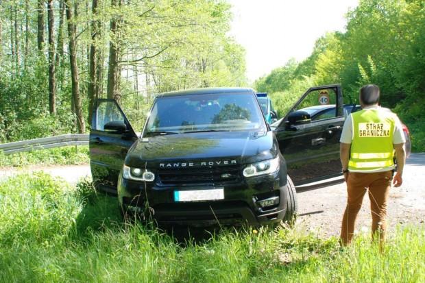 Odzyskali luksusowe auto warte ok. 450 tys. zł