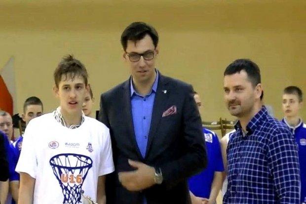 Uczeń GS nr 1 mistrzem Polski